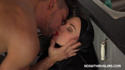 SexWithMuslims - Vinna Reed sexy surprise for muslim wife