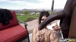 Bangbros Jeni Angel - Fucked With A View