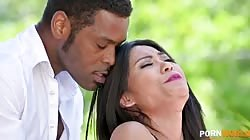 HandsOnHardcore Polly Pons Sexy Asian Likes Interracial