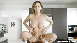PervNana Ainsley Adams - Strict And Dicked